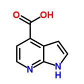 7-氮杂吲哚-4-羧酸