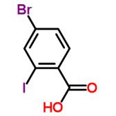 4-Bromo-2-iodobenzoic acid