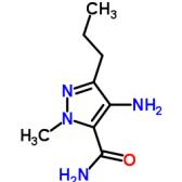 4-氨基-1-甲基-3-正丙基-1H-吡唑-5-甲酰胺
