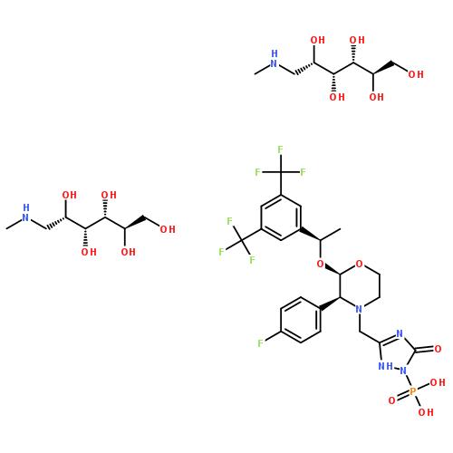 福沙吡坦二甲葡胺