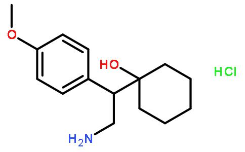 1-(2-氨基-1-(4-甲氧基苯基)乙基)环己醇盐酸盐