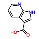 7-氮杂吲哚-3-羧酸
