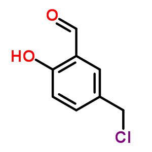 2-羟基-5-氯甲基苯甲醛