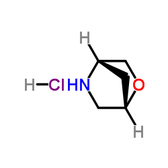(1S,4S)-2-氧杂-5-氮杂双环[2.2.1]庚烷盐酸盐