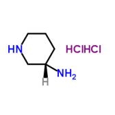 (S)-(+)-3-氨基哌啶二盐酸盐