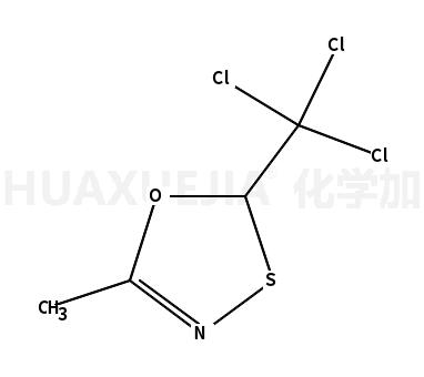5-methyl-2-trichloromethyl-1,3,4-oxathiazole