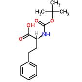 Boc-D-homophenylalanine