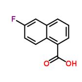 6-氟萘-1-羧酸