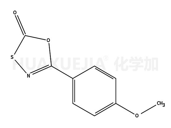 5-(4-methoxyphenyl)-1,3,4-oxathiazol-2-one