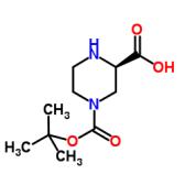 4-Boc-2-哌嗪甲酸