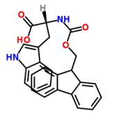 Fmoc-D-色氨酸