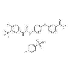 对甲苯磺酸索拉非尼