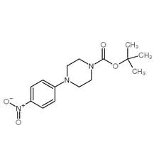 4-(4-硝基苯基)哌嗪-1-羧酸叔丁酯