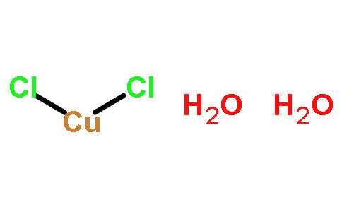 氯化铜(II)二水合物