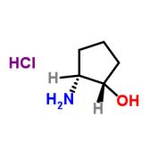 顺式-(1S,2R)-2-氨基环戊醇盐酸盐
