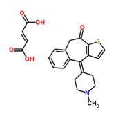 富马酸酮替芬