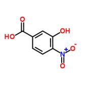 3-羟基-4-硝基苯甲酸
