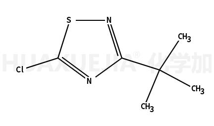 3-tert-butyl-5-chloro-1,2,4-thiadiazole