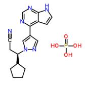 鲁索利替尼磷酸盐