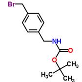 4-(溴甲基)苄基氨基甲酸叔丁酯