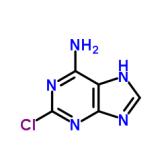 2-氯-6-氨基嘌呤