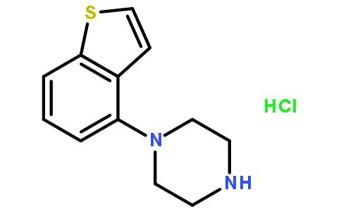 1-苯并[b]噻吩-4-基哌嗪单盐酸盐