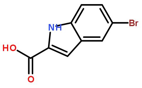 5-溴吲哚-2-羧酸