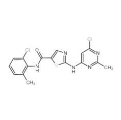 N-(2-氯-6-甲基苯基)-2-[(6-氯-2-甲基-4-嘧啶基)氨基]-5-噻唑甲酰胺