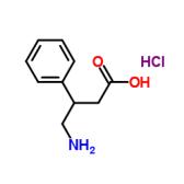 4-氨基-3-苯基丁酸盐酸盐
