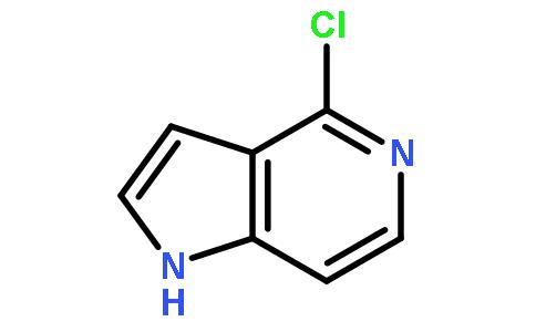 4-氯吡咯并[3,2-C]吡啶