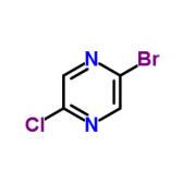 2-溴-5-氯吡嗪