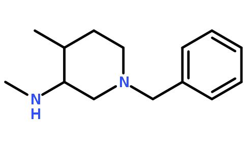 1-Benzyl-N-methyl-4-methylpiperidin-3-amine