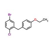 5-溴-2-氯-4'-乙氧基二苯甲烷