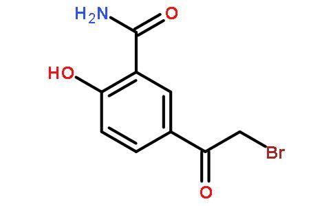5-Bromoacetyl salicylamide