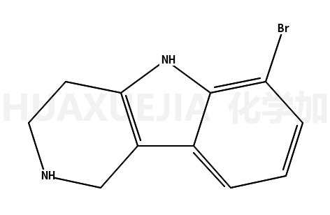 6-bromo-2,3,4,5-tetrahydro-1H-pyrido[4,3-b]indole