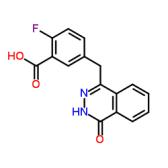 5-[(3,4-二氢-4-氧代-1-酞嗪基)甲基]-2-氟苯甲酸