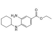 3-氨基-4-(环己胺O)苯甲酸乙酯