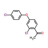 2-氯-4-(4-氯苯氧基)苯乙酮