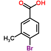 3-甲基-4-溴苯甲酸