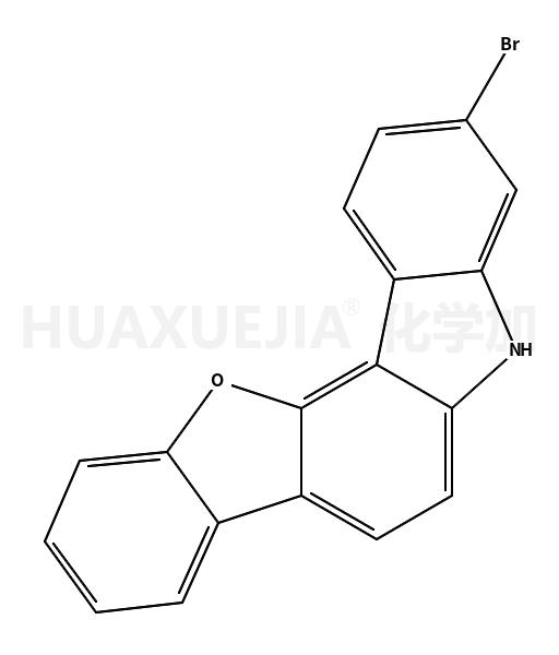 3-bromo-5H-benzofuro[3,2-c]carbazole