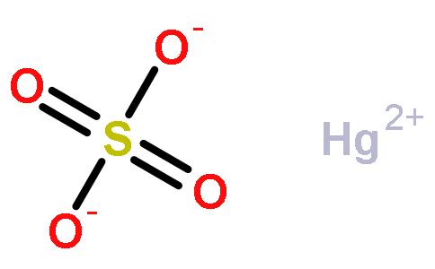 硫酸汞(II)