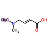 反式-4-二甲基胺基巴豆酸盐酸盐
