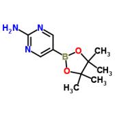 2-氨基嘧啶-5-硼酸频哪醇酯