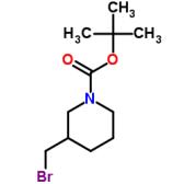 N-BOC-3-溴甲基哌啶