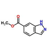Methyl 1H-indazole-6-carboxylate