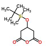 3-叔丁基二甲硅氧基戊二酸酐