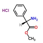 D-Phenylglycine methyl ester hydrochloride