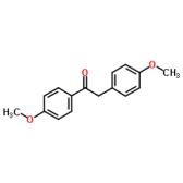 1,2-Bis(4-methoxyphenyl)ethanone
