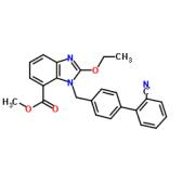 1-[(2'-氰基联苯-4-基)甲基]-2-乙氧基-1H-苯并咪唑-7-甲酸甲酯