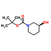 (S)-1-Boc-3-hydroxypiperidine